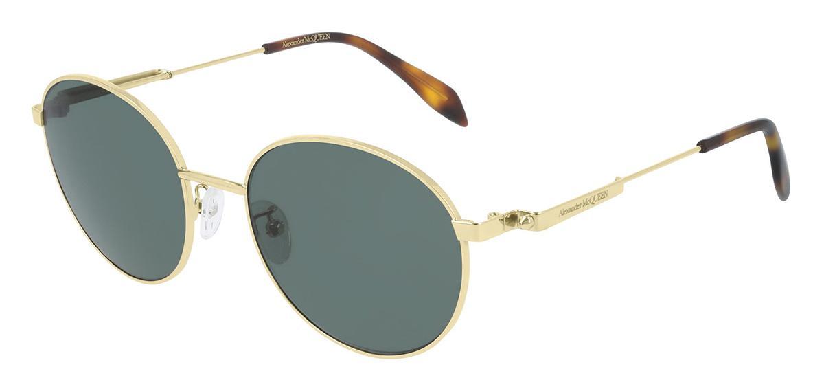 Купить Солнцезащитные очки Alexander McQueen AM 0230S 004