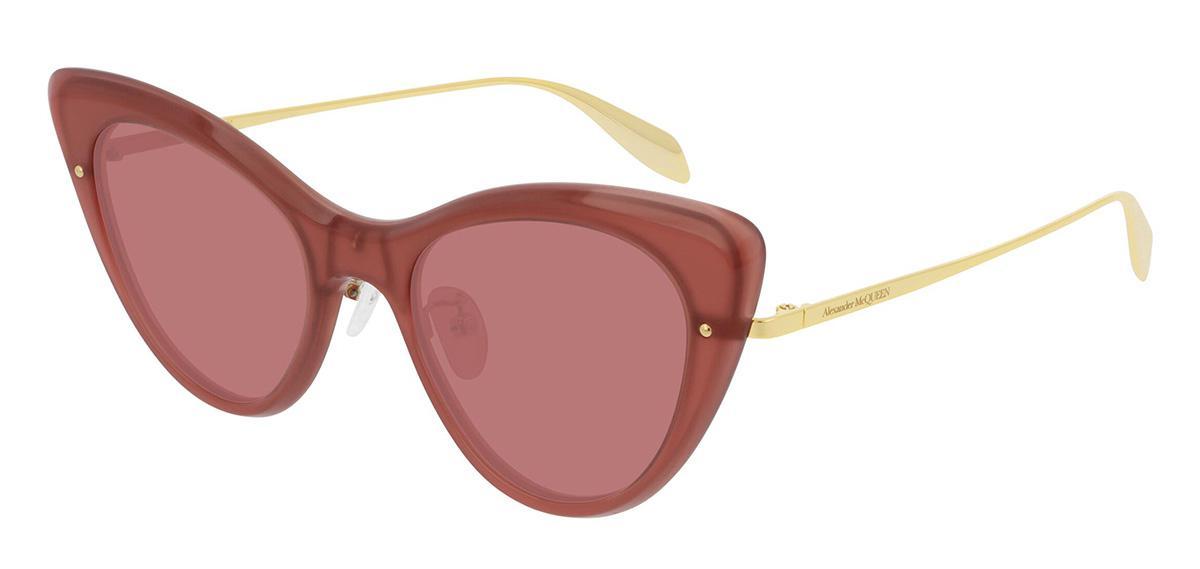 Купить Солнцезащитные очки Alexander McQueen AM 0233S 003