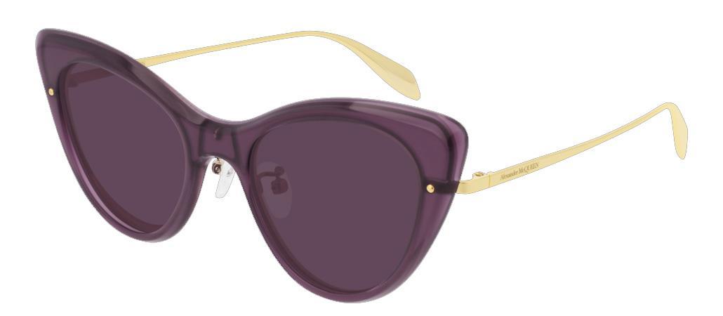 Купить Солнцезащитные очки Alexander McQueen AM 0233S 004
