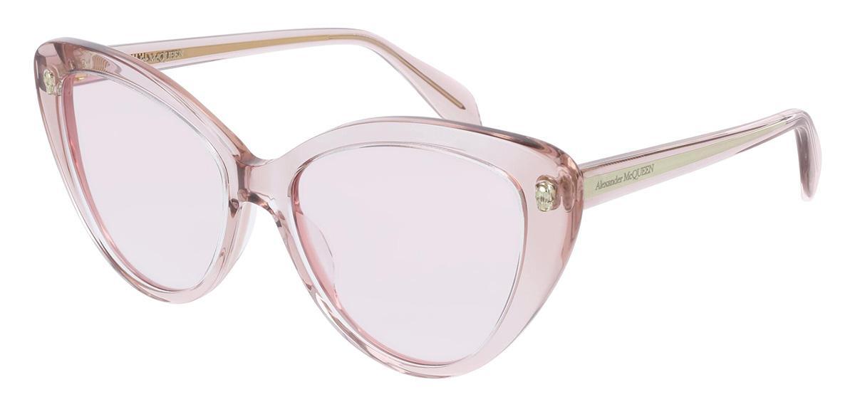 Купить Солнцезащитные очки Alexander McQueen AM 0240S 002