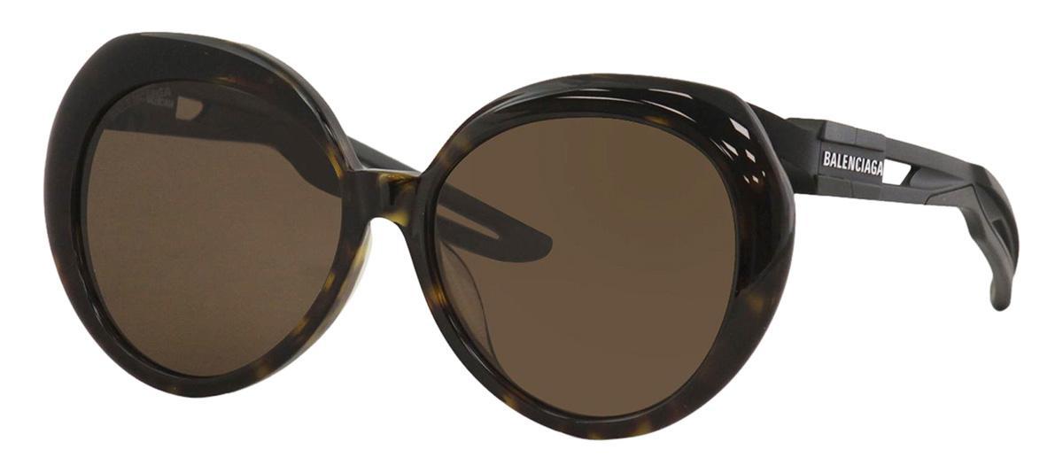 Солнцезащитные очки Balenciaga BB 0024SA 001  - купить со скидкой