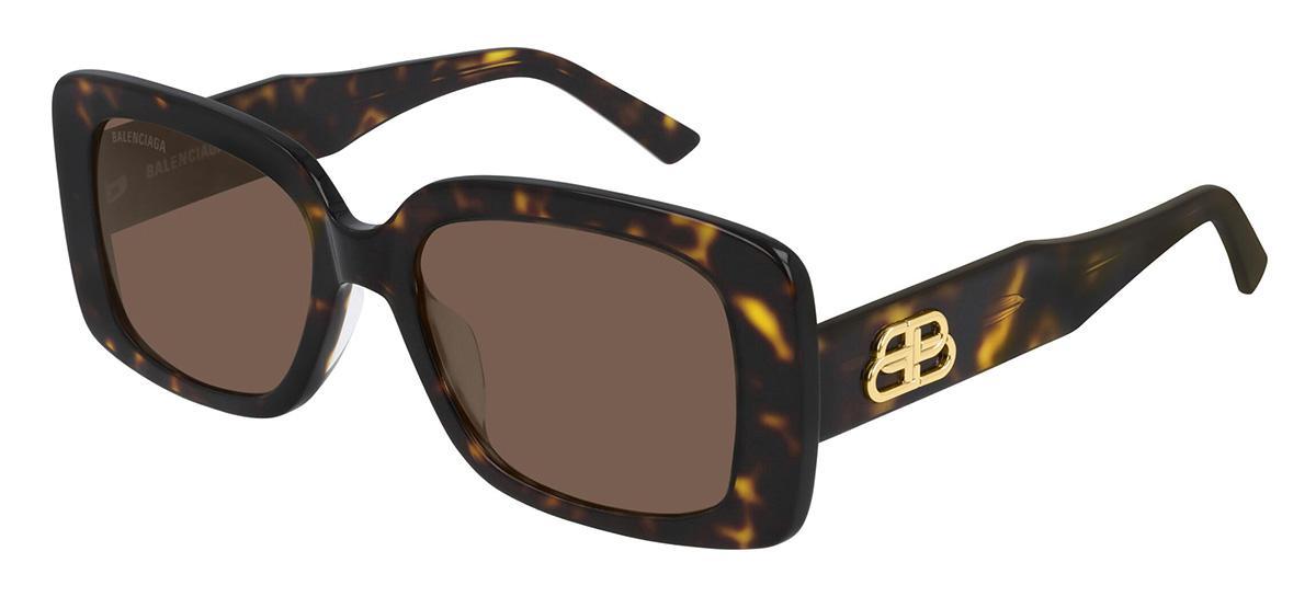 Купить Солнцезащитные очки Balenciaga BB 0048S 002