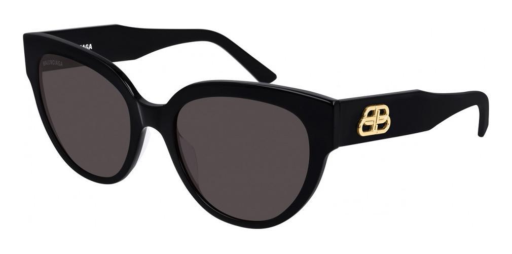 Купить Солнцезащитные очки Balenciaga BB 0050S 001