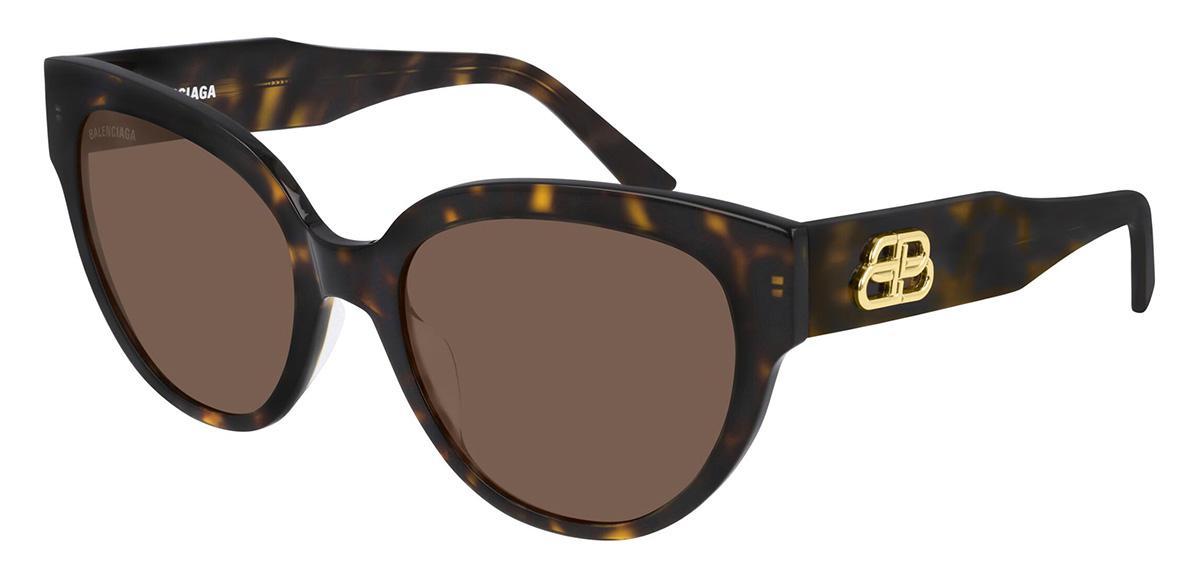 Купить Солнцезащитные очки Balenciaga BB 0050S 002