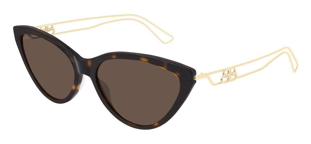 Купить Солнцезащитные очки Balenciaga BB 0052S 001