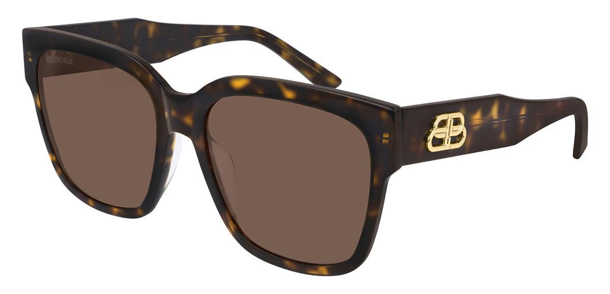 Купить Солнцезащитные очки Balenciaga BB 0056S 002