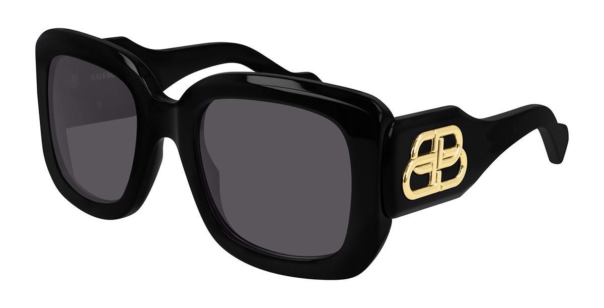 Купить Солнцезащитные очки Balenciaga BB 0069S 001