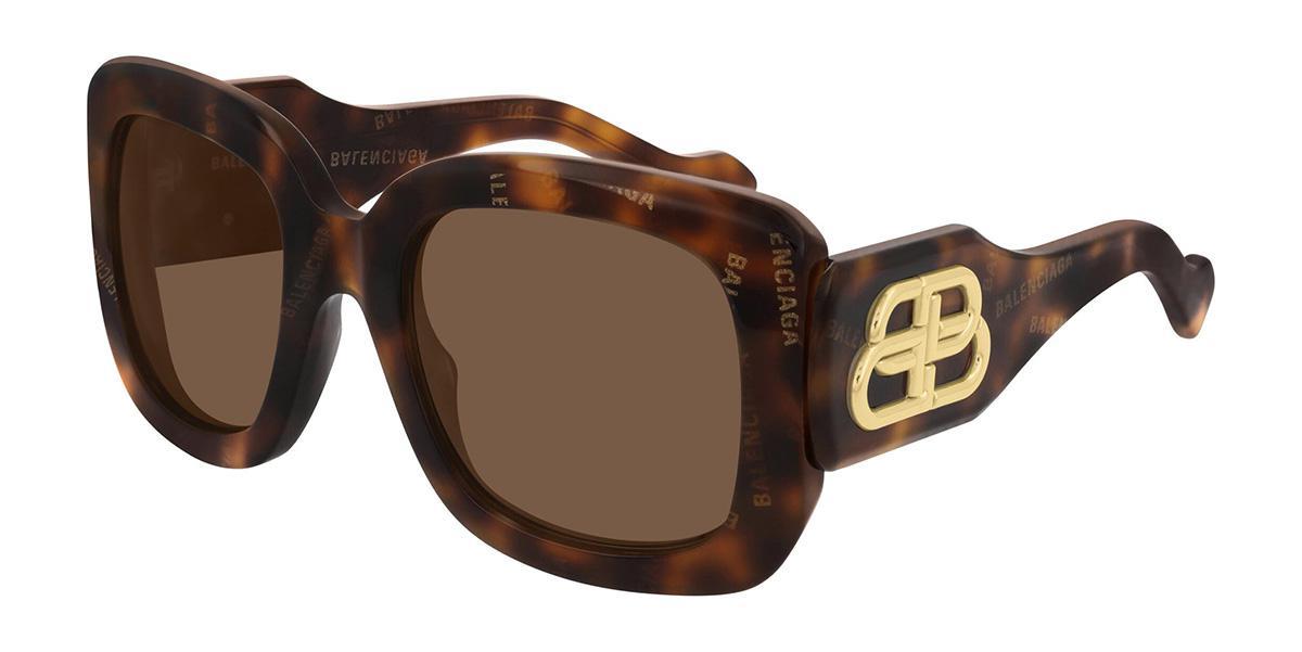 Купить Солнцезащитные очки Balenciaga BB 0069S 002