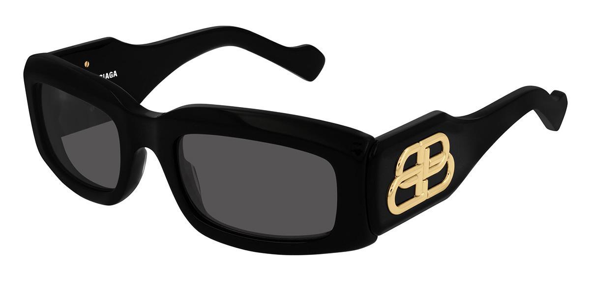 Купить Солнцезащитные очки Balenciaga BB 0071S 001