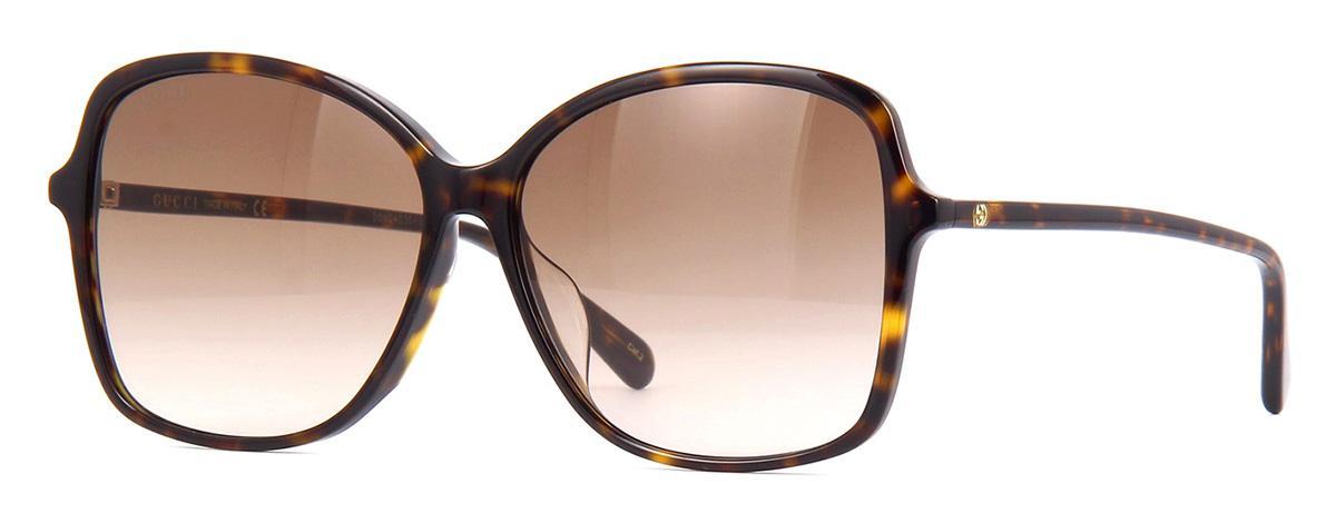Купить Солнцезащитные очки Gucci GG 0546SK 002