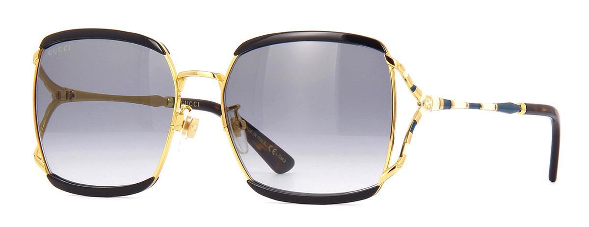 Купить Солнцезащитные очки Gucci GG 0593SK 004