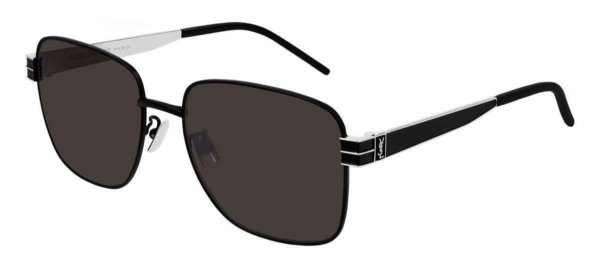 Купить Солнцезащитные очки Saint Laurent SL M55 001