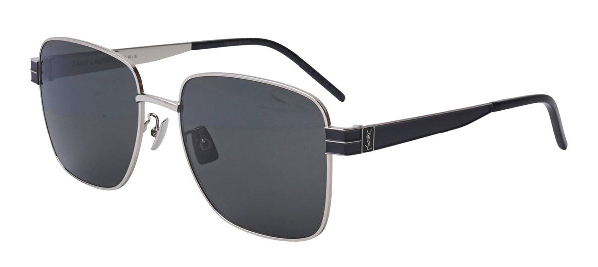 Купить Солнцезащитные очки Saint Laurent SL M55 002