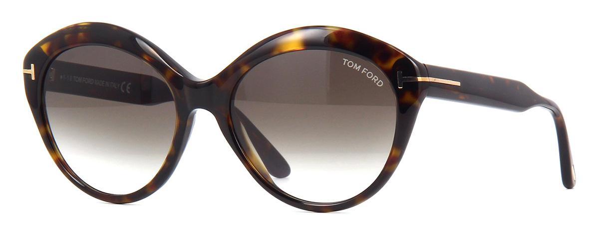 Солнцезащитные очки Tom Ford TF 763 52K  - купить со скидкой