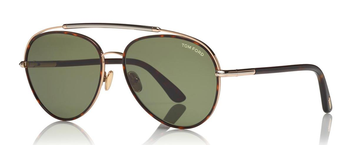 Купить Солнцезащитные очки Tom Ford TF 748-F 52N