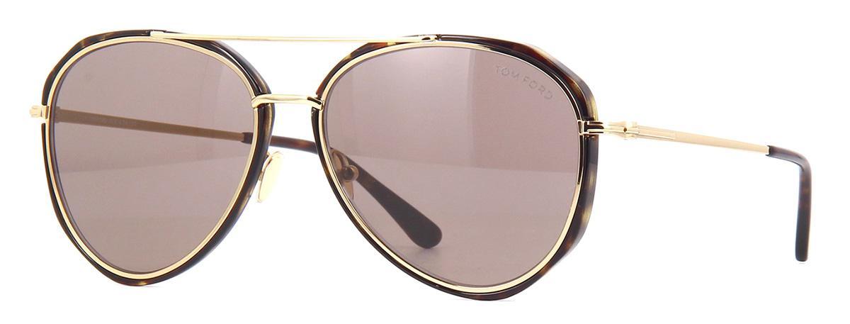 Купить Солнцезащитные очки Tom Ford TF 749 52J