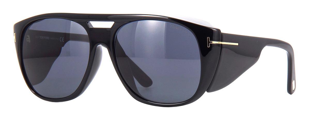 Солнцезащитные очки Tom Ford TF 799 01A  - купить со скидкой