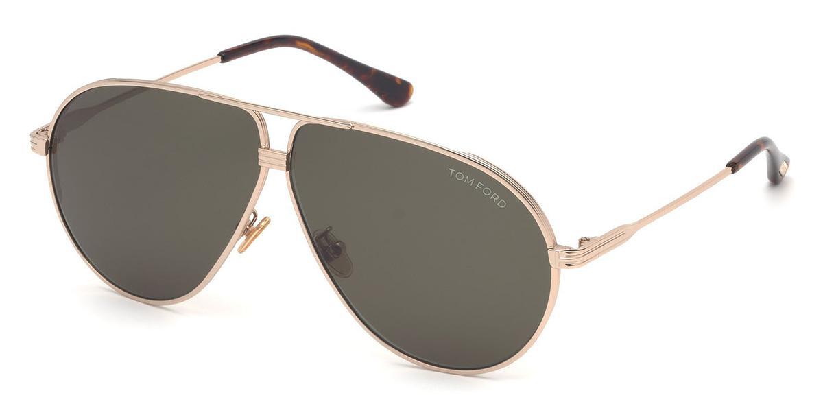 Купить Солнцезащитные очки Tom Ford TF 734-H 28N