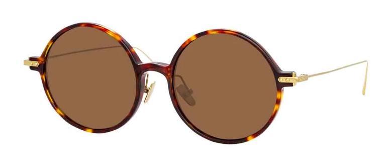 Солнцезащитные очки Linda Farrow LF 09 C10  - купить со скидкой