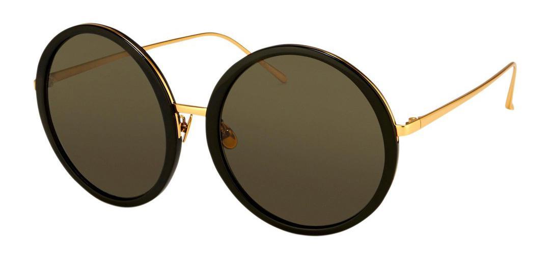 Купить Солнцезащитные очки Linda Farrow Luxe LFL 457 C1