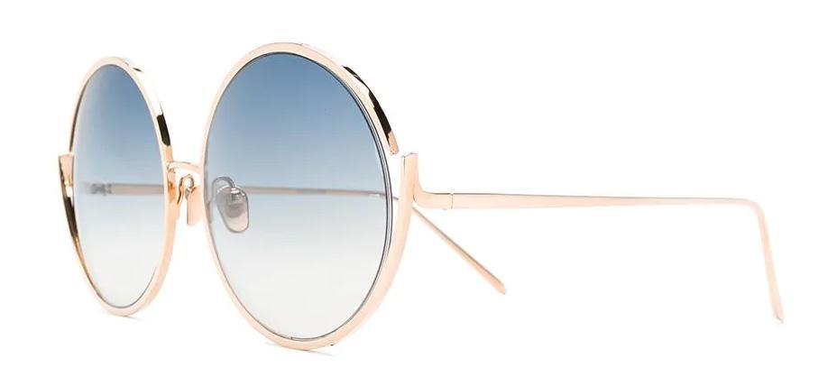 Купить Солнцезащитные очки Linda Farrow Luxe LFL 680 C14