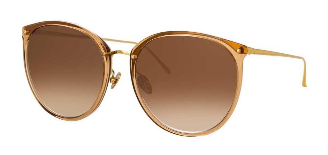 Купить Солнцезащитные очки Linda Farrow Luxe LFL 747 C20