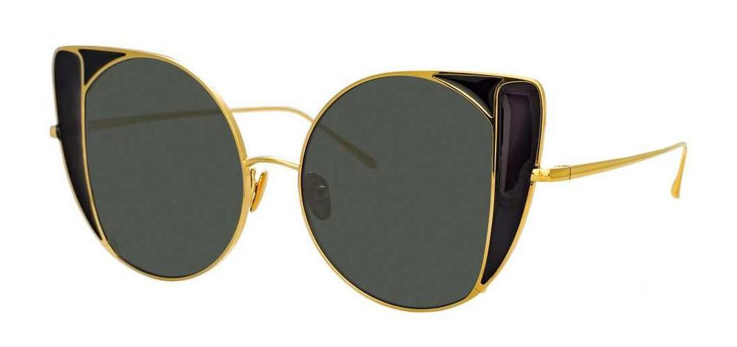 Купить Солнцезащитные очки Linda Farrow Luxe LFL 854 C01