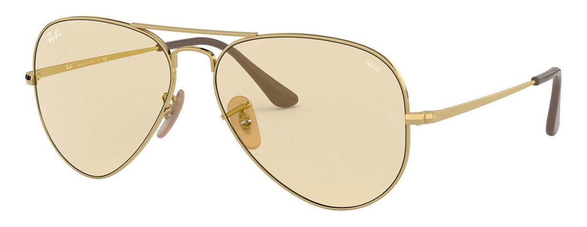 Купить Солнцезащитные очки Ray-Ban RB3689 001/T2 2F