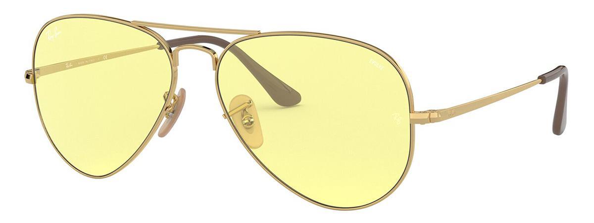 Купить Солнцезащитные очки Ray-Ban RB3689 001/T4 2F