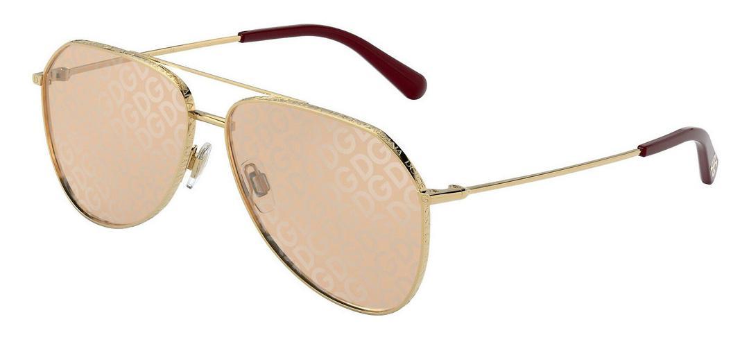Купить Солнцезащитные очки Dolce&Gabbana DG2244 02/02 1N