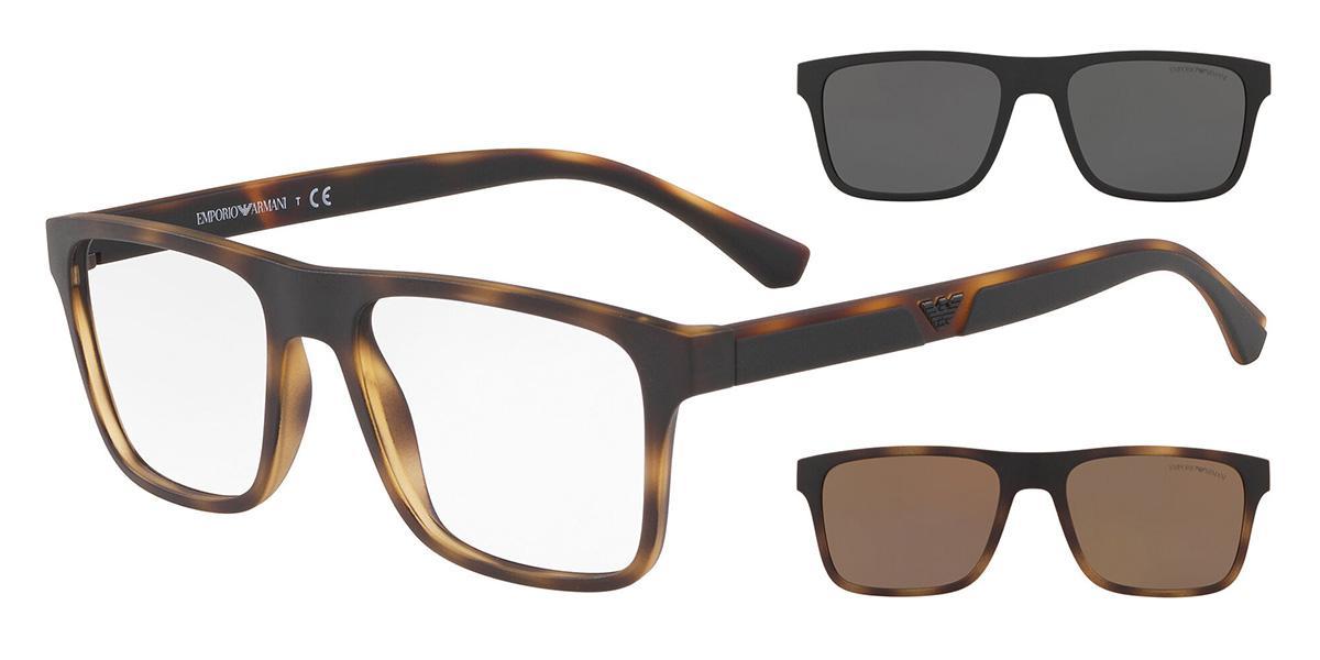 Купить Солнцезащитные очки Emporio Armani EA4115 5802/1W
