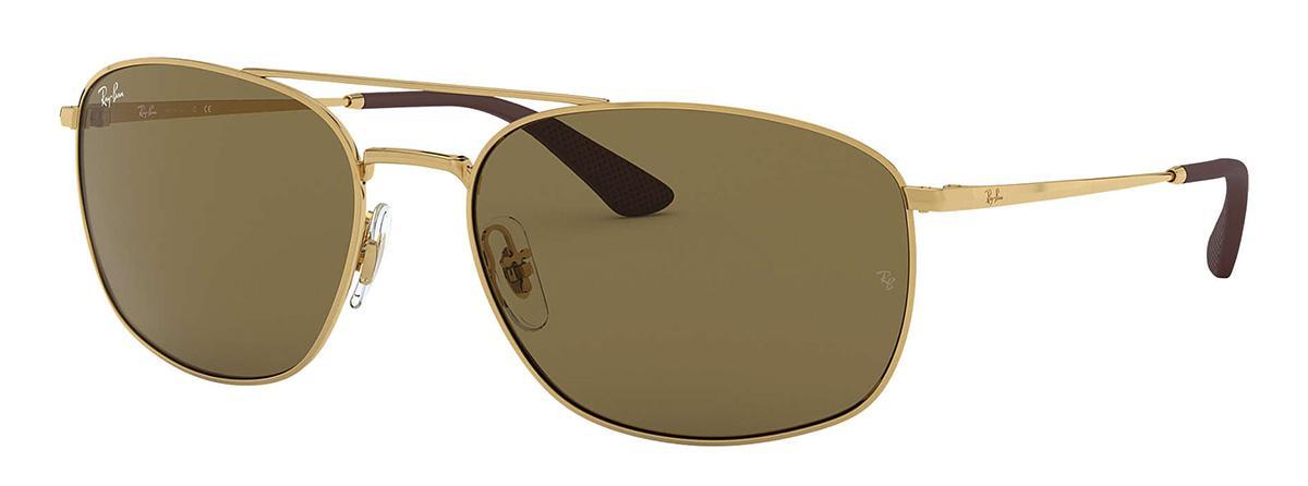 Купить Солнцезащитные очки Ray-Ban RB3654 001/73 3N