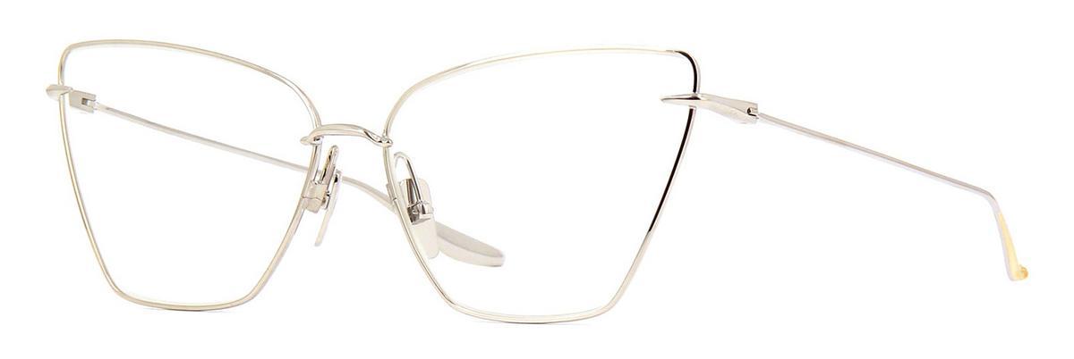 Купить Оправа Dita Volnere DTX 529-60-01 Silver, Оправы для очков