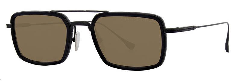 Купить Солнцезащитные очки Dita Flight 008 DTS 134-53-03 Navy-Black Iron w/Dark Brown