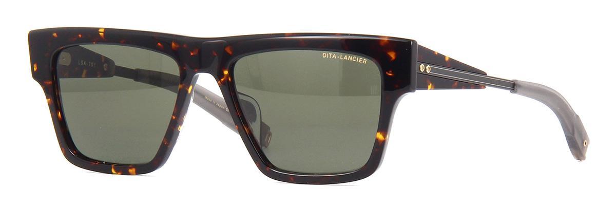 Купить Солнцезащитные очки Dita LSA-701 DLS 701-55-03 Tortoise-Black Gun G12