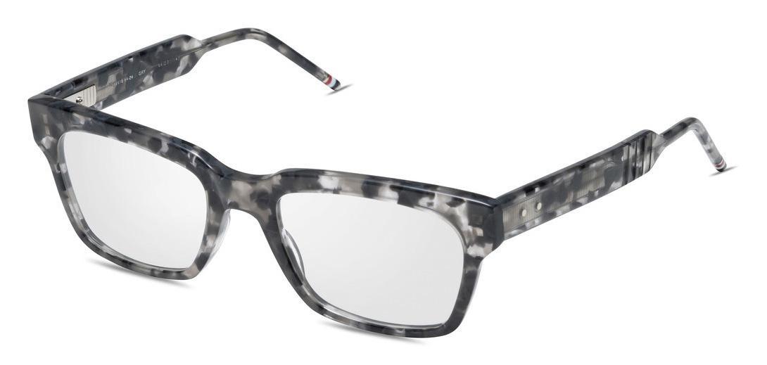 Купить Оправа Thom Browne TBX 418-54-04 Grey Tortoise, Оправы для очков