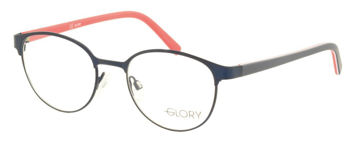 Купить Оправа Glory 536 Blue, Оправы для очков