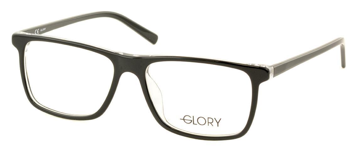 Купить Оправа Glory 499 Black, Оправы для очков
