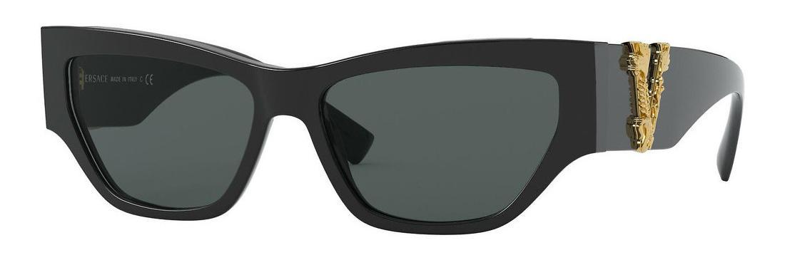 Купить Солнцезащитные очки Versace VE4383 GB1/87 3N