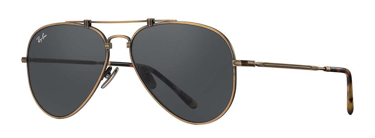 Солнцезащитные очки Ray-Ban RB8125 9137/57 3N  - купить со скидкой