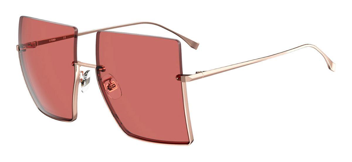 Купить Солнцезащитные очки Fendi FF 0401/S DDB 4S
