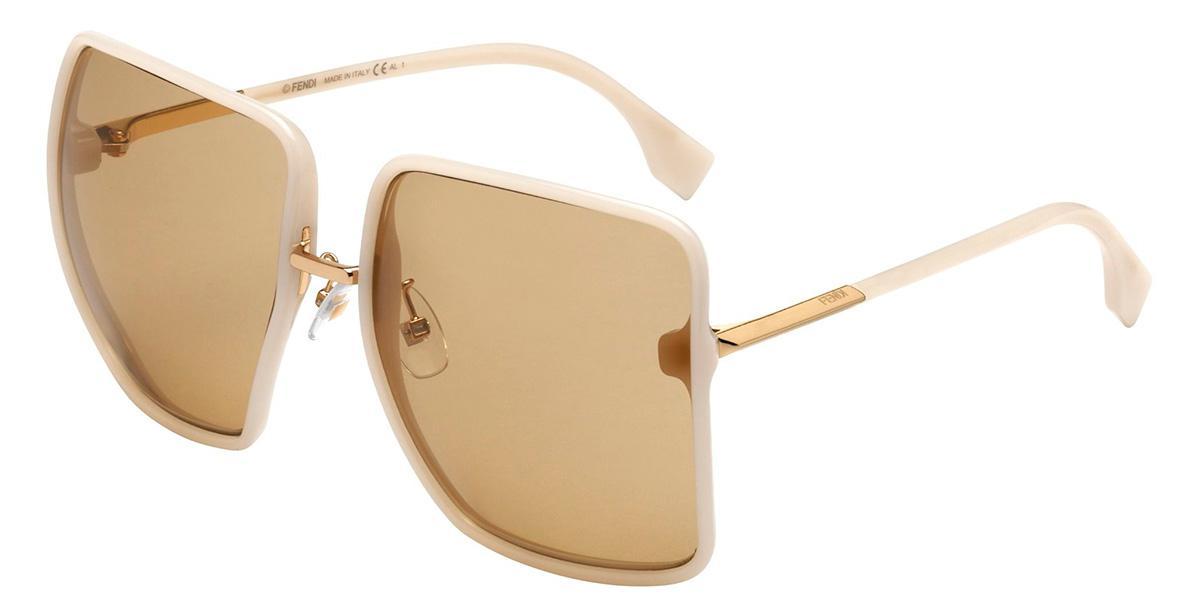Купить Солнцезащитные очки Fendi FF 0402/S SZJ 70