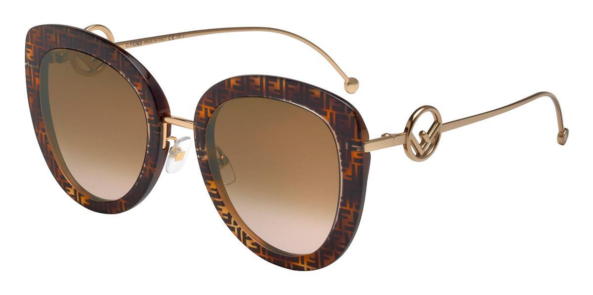 Купить Солнцезащитные очки Fendi FF 0409/S 086 M2