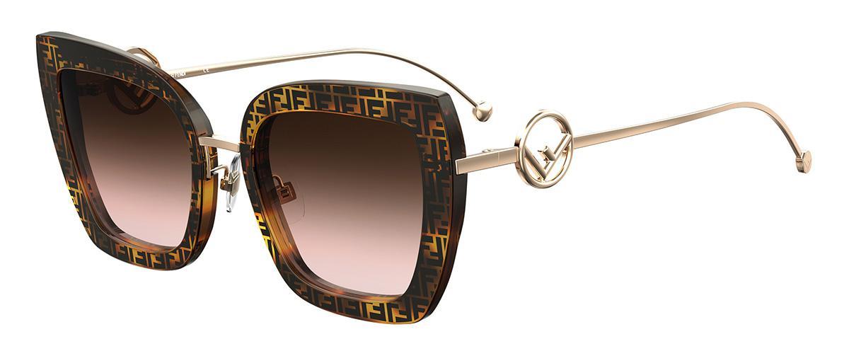 Купить Солнцезащитные очки Fendi FF 0424/F/S 086 M2