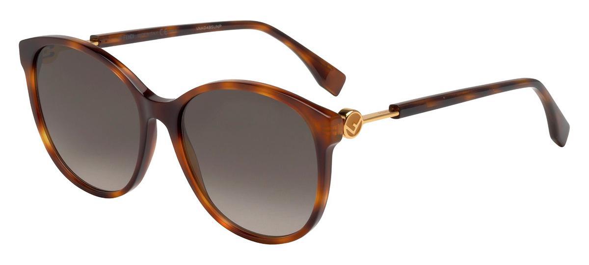 Купить Солнцезащитные очки Fendi FF 0412/S 086 HA