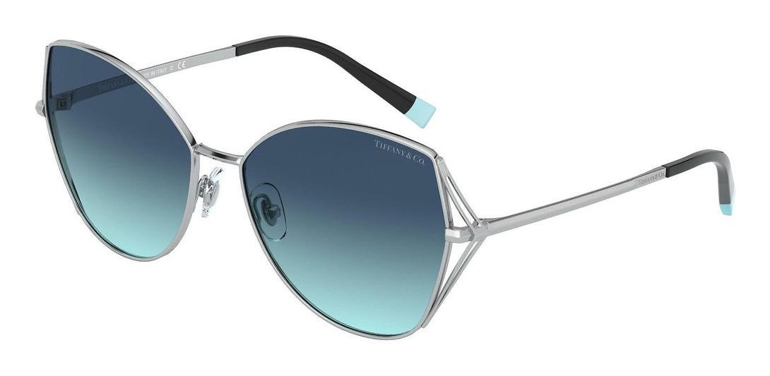 Купить Солнцезащитные очки Tiffany TF 3072 6001/9S 2N