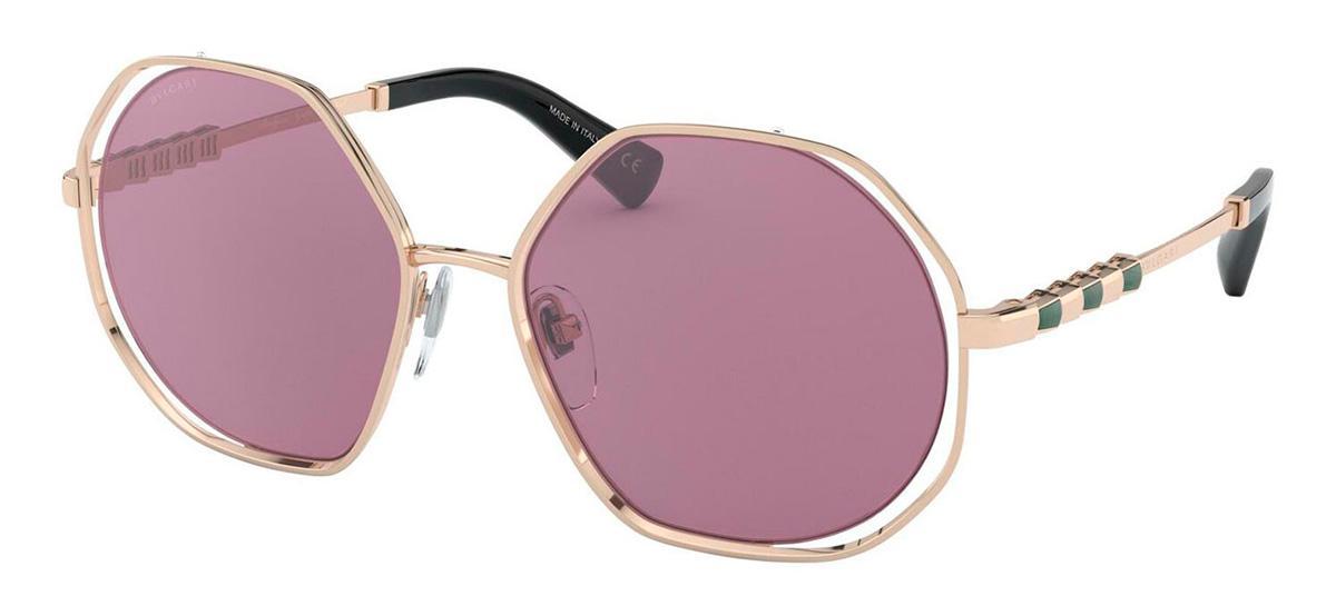 Купить Солнцезащитные очки Bvlgari BV 6144KB 395/AK 2N