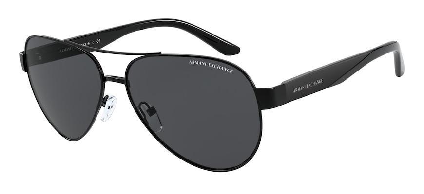 Купить Солнцезащитные очки Armani Exchange AX 2034S 6000/87 3N