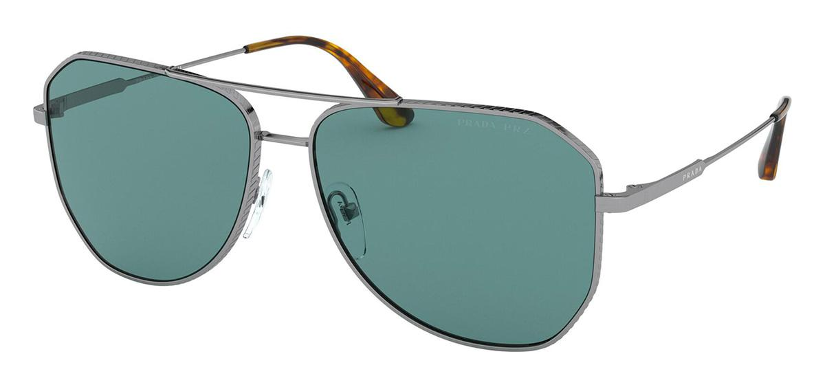 Купить Солнцезащитные очки Prada PR 63XS 5AV04D 2P
