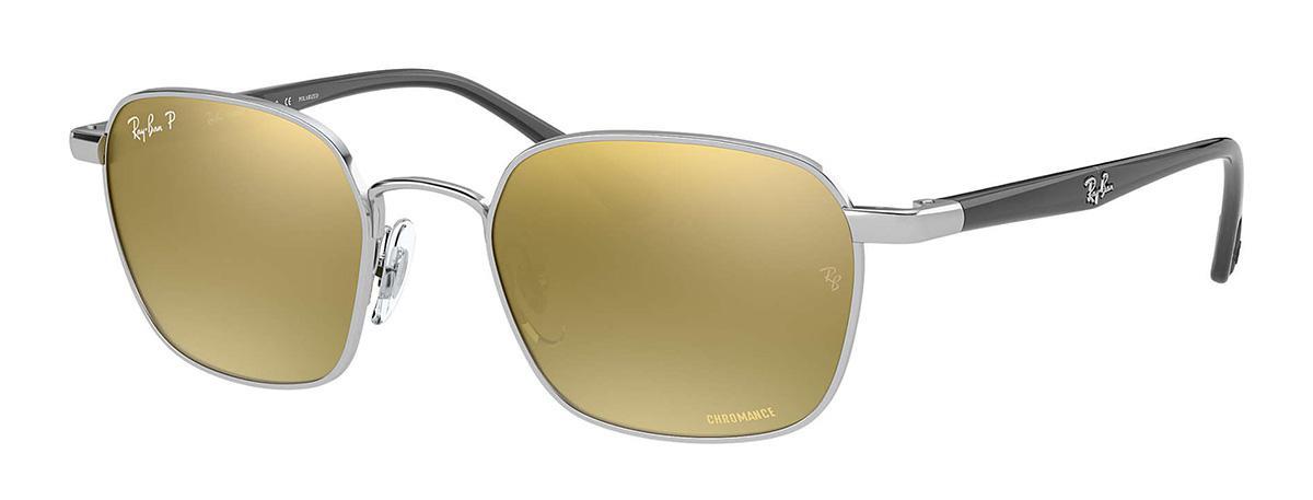 Купить Солнцезащитные очки Ray-Ban RB3664CH 003/6O 3P